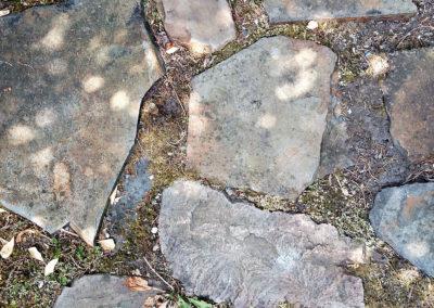 Garden path texture