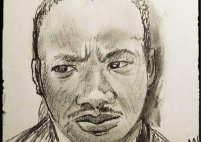MLK Sketch 2005