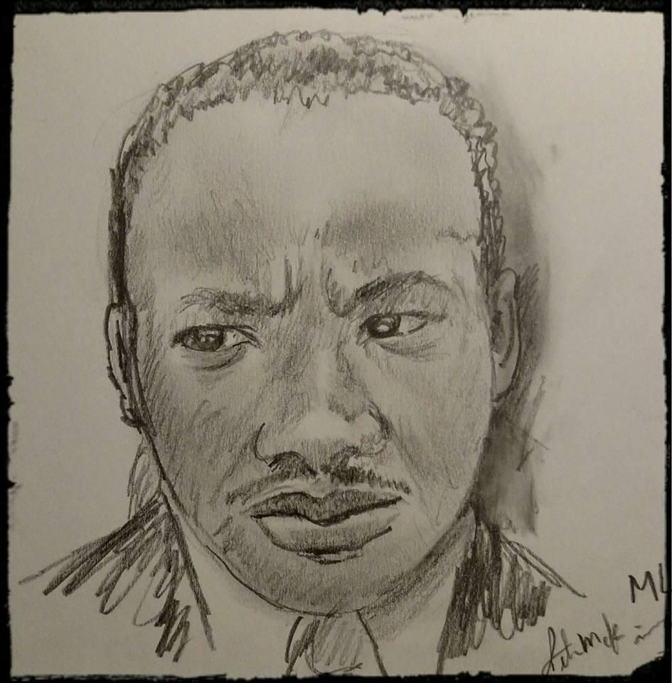 MLK concerned
