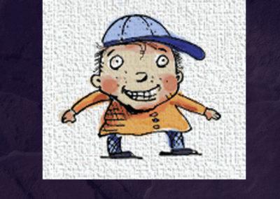 Cap kid